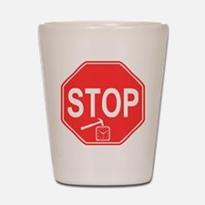 Stop! Hammer Time! Shot Glass