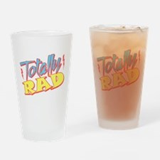 Totally Rad Pint Glass