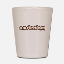 Amsterdam Holland (Vintage) Shot Glass