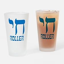 Chai Roller Pint Glass