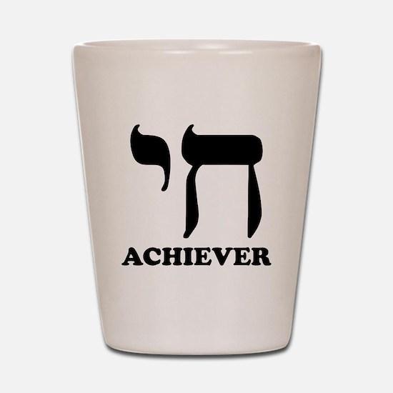 Chai Achiever Shot Glass