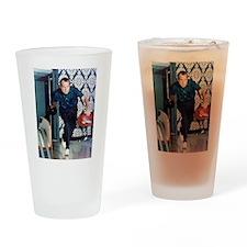 Nixon Bowling Pint Glass