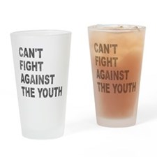 Can't Fight Against the Youth Pint Glass