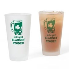 Let's Get Blarney Stoned Pint Glass