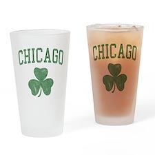 Chicago Irish Pint Glass