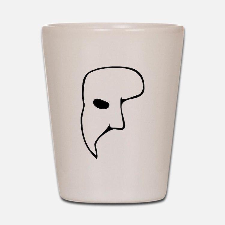 Phantom of the Opera Shot Glass