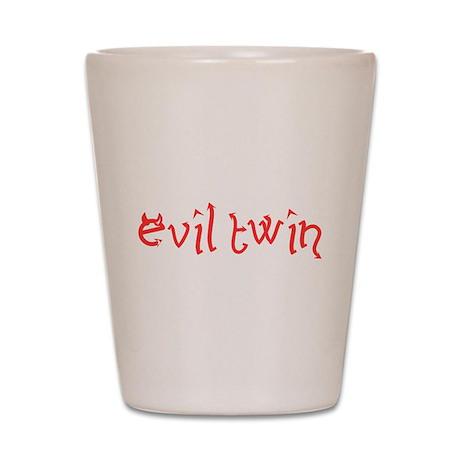 Evil Twin Shot Glass