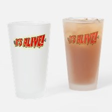 It's Alive! Pint Glass