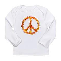 cnd reds Long Sleeve Infant T-Shirt