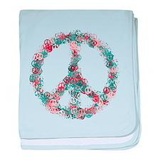 cnd pastels baby blanket