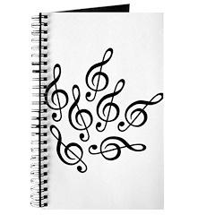 MUSIC IS SEVENTH HEAVEN Journal