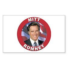 Mitt Romney Decal