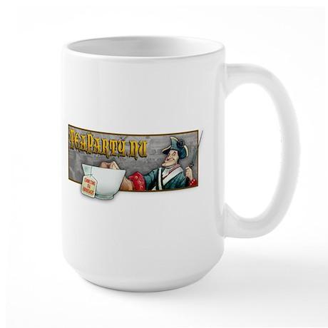 TeaParty.nu Large Mug