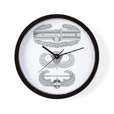 CAB Airborne Air Assault Wall Clock