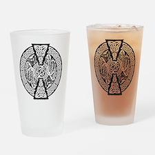 Celtic Dragons Pint Glass