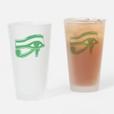Eye of Horus Drinking Glass