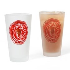 Shirley Poppy Pint Glass