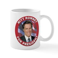 Mitt Romney for President Mug