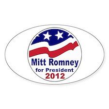 Mitt Romney for President Decal