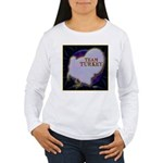 Team Turkey Women's Long Sleeve T-Shirt
