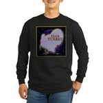 Team Turkey Long Sleeve Dark T-Shirt