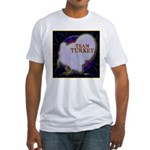 Team Turkey Fitted T-Shirt