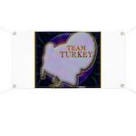 Team Turkey Banner