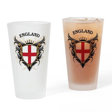 England Drinking Glass
