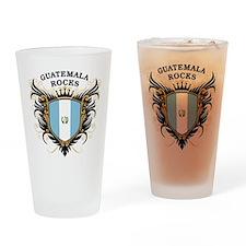 Guatemala Rocks Pint Glass