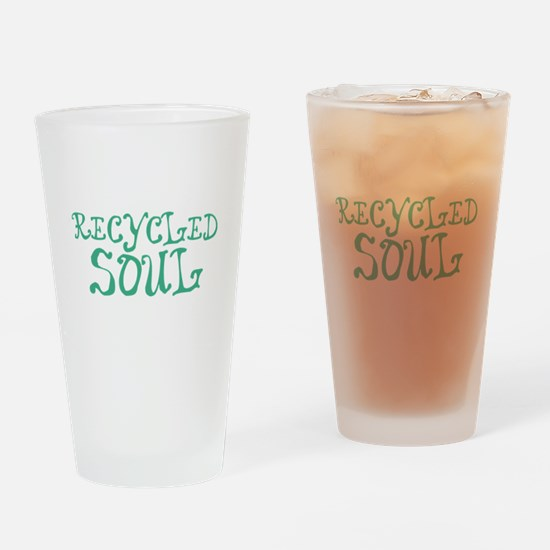Recycled Soul Pint Glass