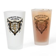 World's Best Gramps Pint Glass