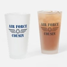 Air Force Cousin Pint Glass