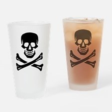 Edward England's Pirate Drinking Glass