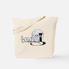 Funny I am alone Tote Bag