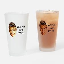 Pray Away Gay Pint Glass