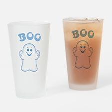 Cute Ghost Pint Glass