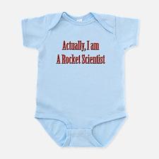 Rocket Scientist Infant Bodysuit