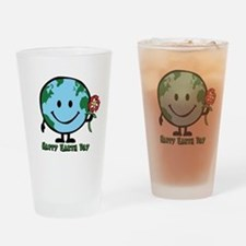 Happy Earth Day Pint Glass