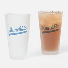 Munchkin [blue] Pint Glass