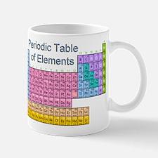 Table of Elements Small Small Mug
