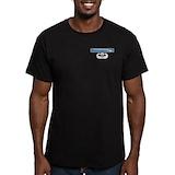 Airborne Fitted T-shirts (Dark)