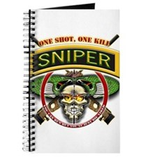 Sniper One Shot-One Kill Journal