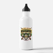 Sniper One Shot-One Kill Water Bottle