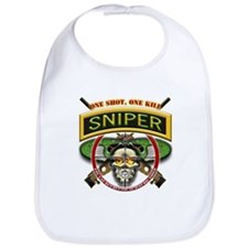 Sniper One Shot-One Kill Bib
