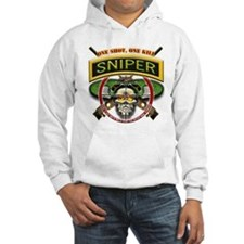 Sniper One Shot-One Kill Jumper Hoody