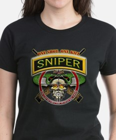 Sniper One Shot-One Kill Tee