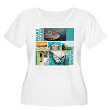 Peaks Island Mix T-Shirt
