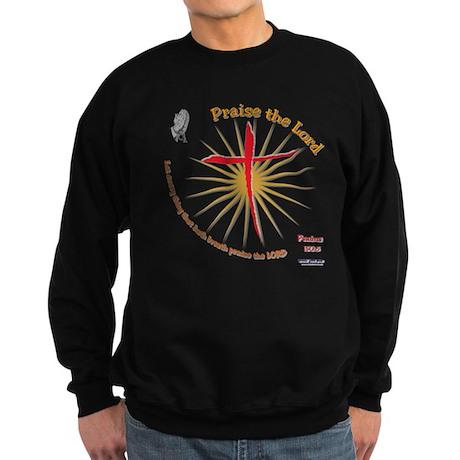 Praise the Lord Sweatshirt (dark)