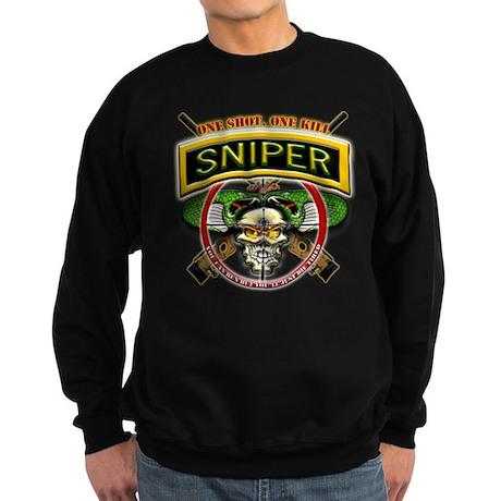 Sniper One Shot-One Kill II Sweatshirt (dark)