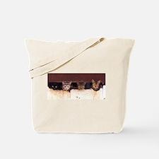 Stray Cats Tote Bag